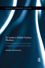 Sri Lanka's Global Factory Workers - 1st Edition book cover