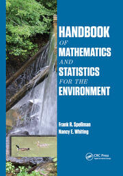 Handbook of Mathematics and Statistics for the Environment - 1st Edition book cover