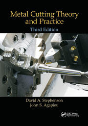 Metal Cutting Theory and Practice - 3rd Edition book cover