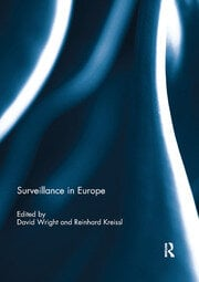Surveillance in Europe - 1st Edition book cover