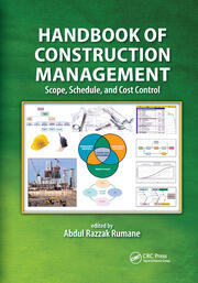 Handbook of Construction Management - 1st Edition book cover