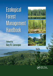 Ecological Forest Management Handbook - 1st Edition book cover