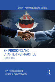 Shipbroking and Chartering Practice - 8th Edition book cover