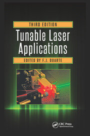 Tunable Laser Applications - 3rd Edition book cover