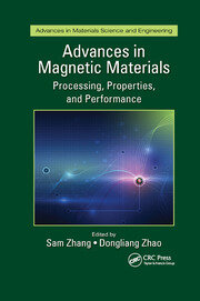Advances in Magnetic Materials - 1st Edition book cover