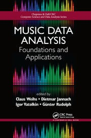 Music Data Analysis - 1st Edition book cover