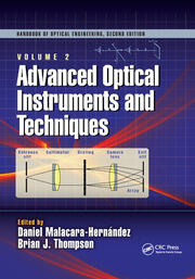 Advanced Optical Instruments and Techniques - 1st Edition book cover