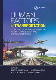 Human Factors in Transportation - 1st Edition book cover