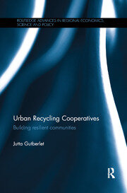 Urban Recycling Cooperatives - 1st Edition book cover
