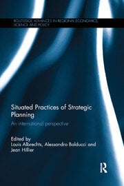 Situated Practices of Strategic Planning - 1st Edition book cover