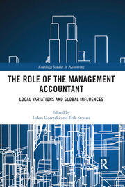 The Role of the Management Accountant - 1st Edition book cover