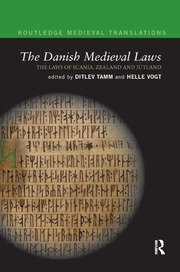 The Danish Medieval Laws - 1st Edition book cover