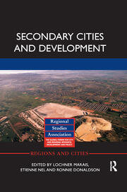 Secondary Cities and Development - 1st Edition book cover