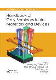 Handbook of GaN Semiconductor Materials and Devices - 1st Edition book cover