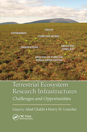 Terrestrial Ecosystem Research Infrastructures - 1st Edition book cover