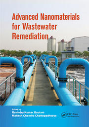 Advanced Nanomaterials for Wastewater Remediation - 1st Edition book cover