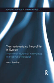 Transnationalizing Inequalities in Europe - 1st Edition book cover