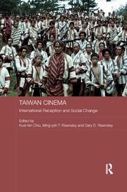 Taiwan Cinema - 1st Edition book cover