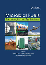 Microbial Fuels - 1st Edition book cover