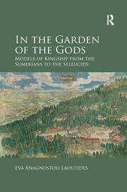 In the Garden of the Gods - 1st Edition book cover