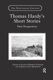 Thomas Hardy's Short Stories - 1st Edition book cover