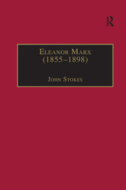 Eleanor Marx (1855�1898) - 1st Edition book cover