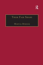 Their Fair Share - 1st Edition book cover