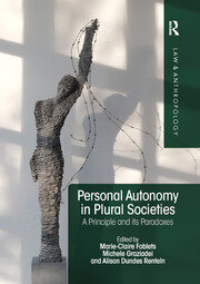 Personal Autonomy in Plural Societies - 1st Edition book cover