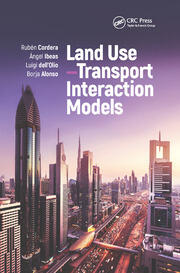 Land Use-Transport Interaction Models - 1st Edition book cover