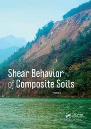Shear Behavior of Composite Soils - 1st Edition book cover