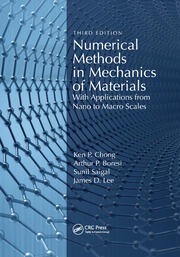 Numerical Methods in Mechanics of Materials - 1st Edition book cover