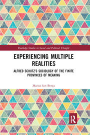 Experiencing Multiple Realities - 1st Edition book cover