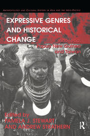 Expressive Genres and Historical Change - 1st Edition book cover