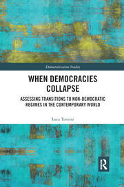 When Democracies Collapse - 1st Edition book cover