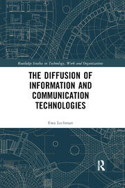 The Diffusion of Information and Communication Technologies - 1st Edition book cover