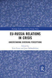 EU-Russia Relations in Crisis - 1st Edition book cover