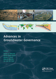 Advances in Groundwater Governance - 1st Edition book cover
