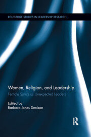 Women, Religion and Leadership - 1st Edition book cover