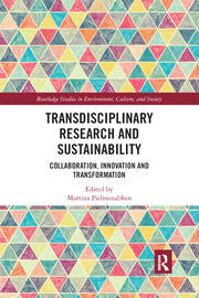 Transdisciplinary Research and Sustainability - 1st Edition book cover