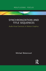 Synchronization and Title Sequences - 1st Edition book cover