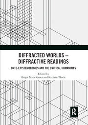 Diffracted Worlds - Diffractive Readings - 1st Edition book cover