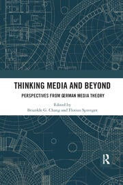Thinking Media and Beyond - 1st Edition book cover