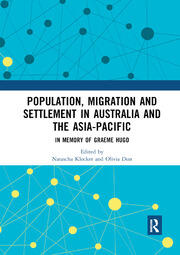 Population, Migration and Settlement in Australia and the Asia-Pacific - 1st Edition book cover