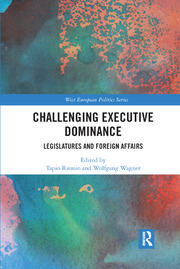 Challenging Executive Dominance - 1st Edition book cover