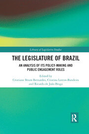 The Legislature of Brazil - 1st Edition book cover