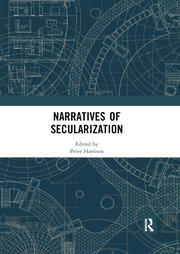 Narratives of Secularization - 1st Edition book cover