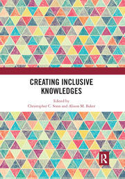 Creating Inclusive Knowledges - 1st Edition book cover