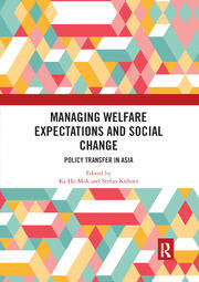 Managing Welfare Expectations and Social Change - 1st Edition book cover