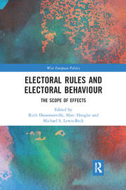 Electoral Rules and Electoral Behaviour - 1st Edition book cover