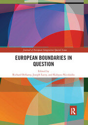 European Boundaries in Question - 1st Edition book cover